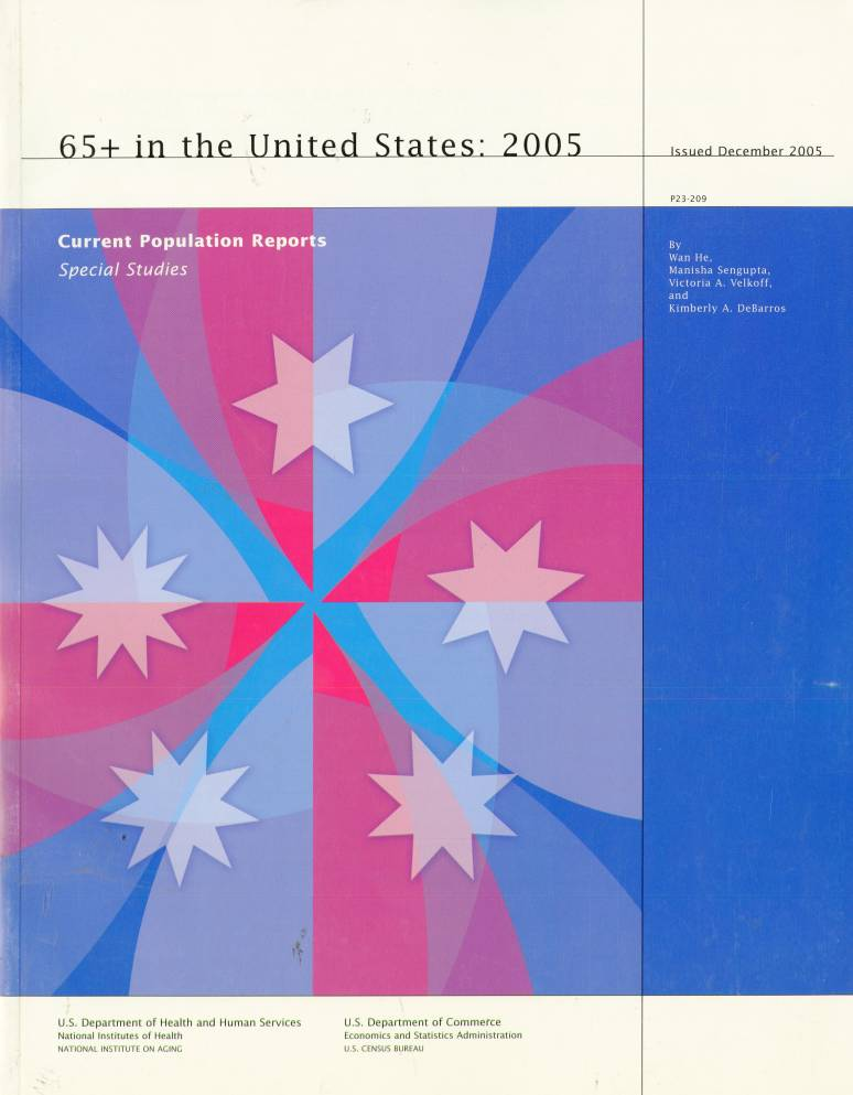 65+ in the United States: 2005
