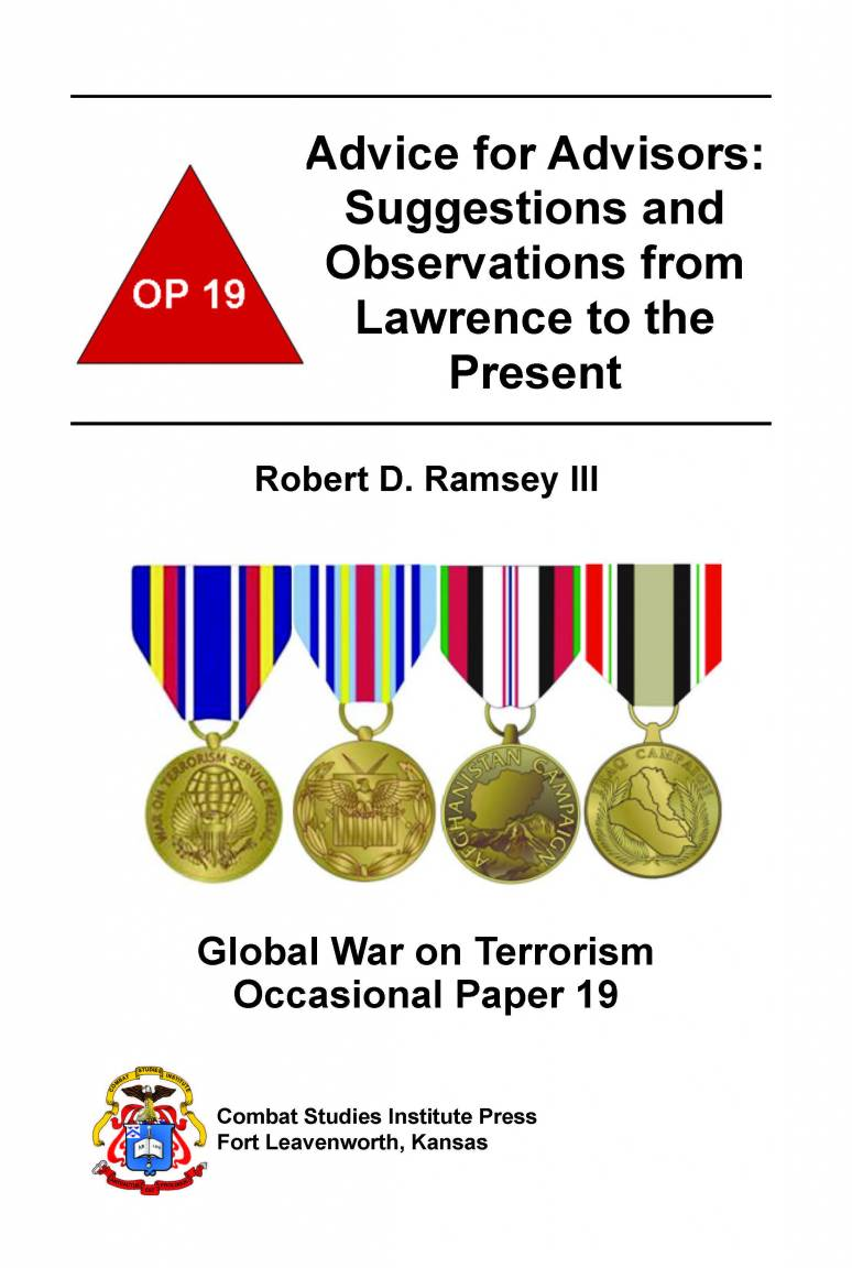 Advice for Advisors: Suggestions and Observations From Lawrence to the Present (eBook)