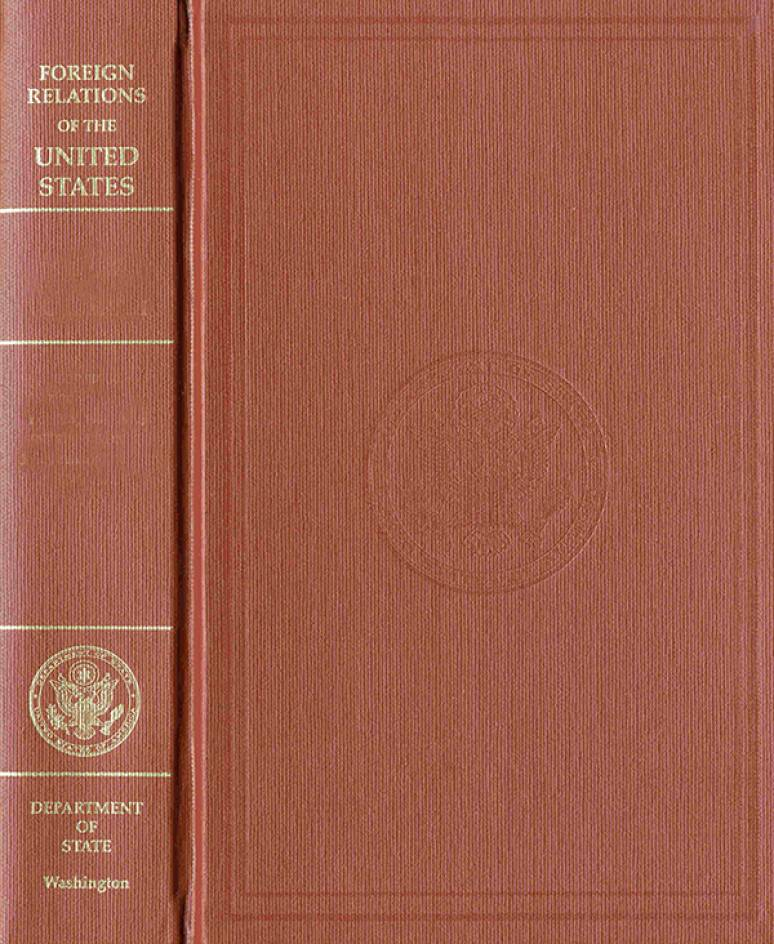 Foreign Relations of the United States, 1969-1976, Volume XIII: Soviet Union, October 1970-October 1971