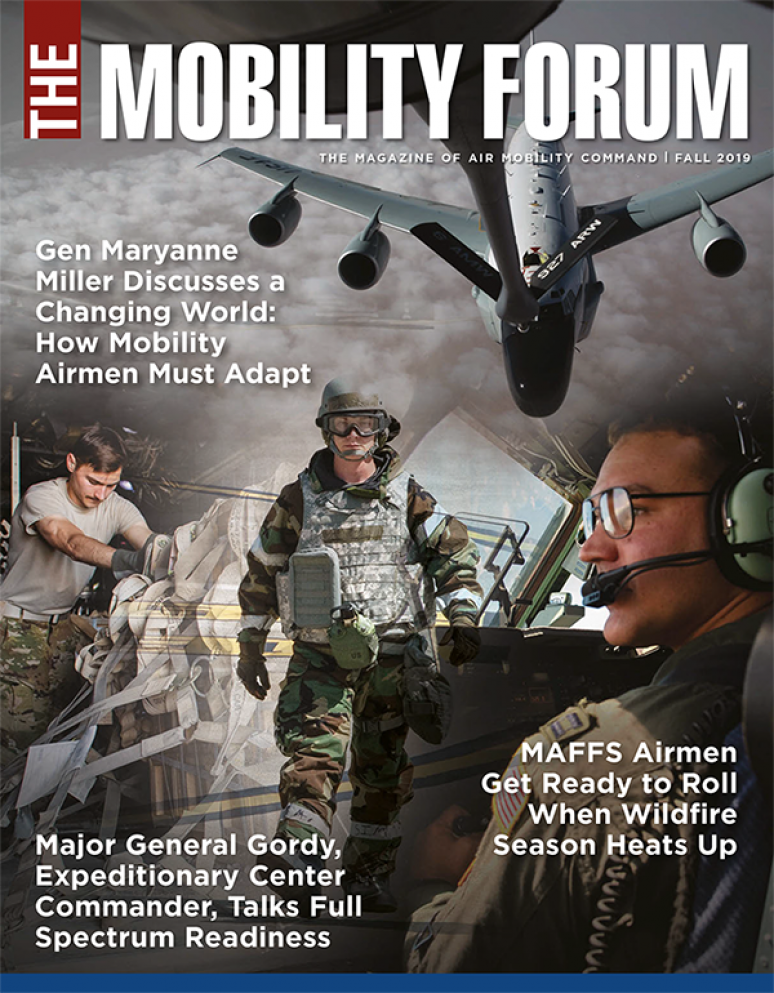 Fall 2019; The Mobility Forum
