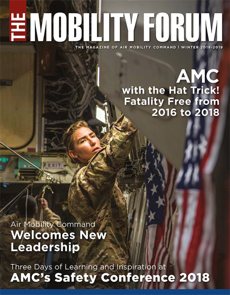 Winter 2019; The Mobility Forum
