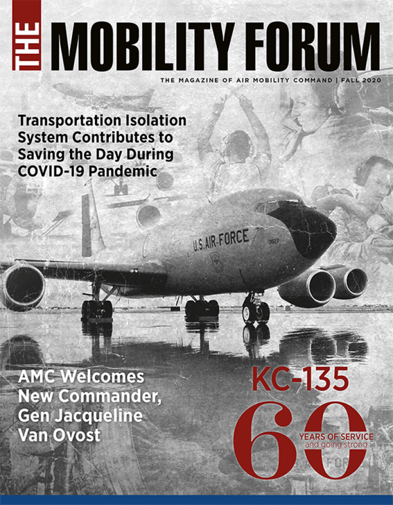 Fall 2020; The Mobility Forum