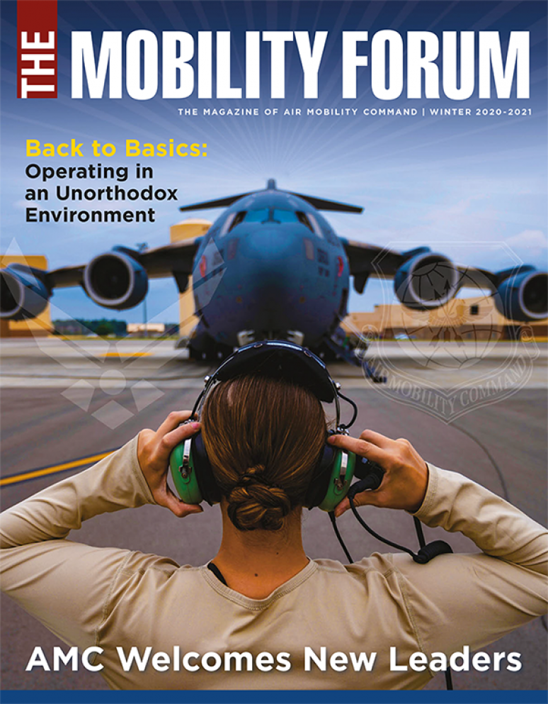 Winter 2020; The Mobility Forum