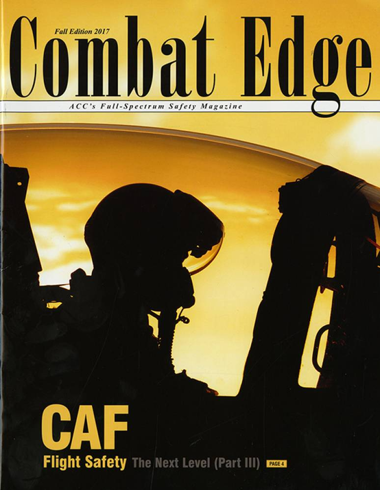 The Combat Edge (formerly Tac Attack) V.26 #2 Fall 2017