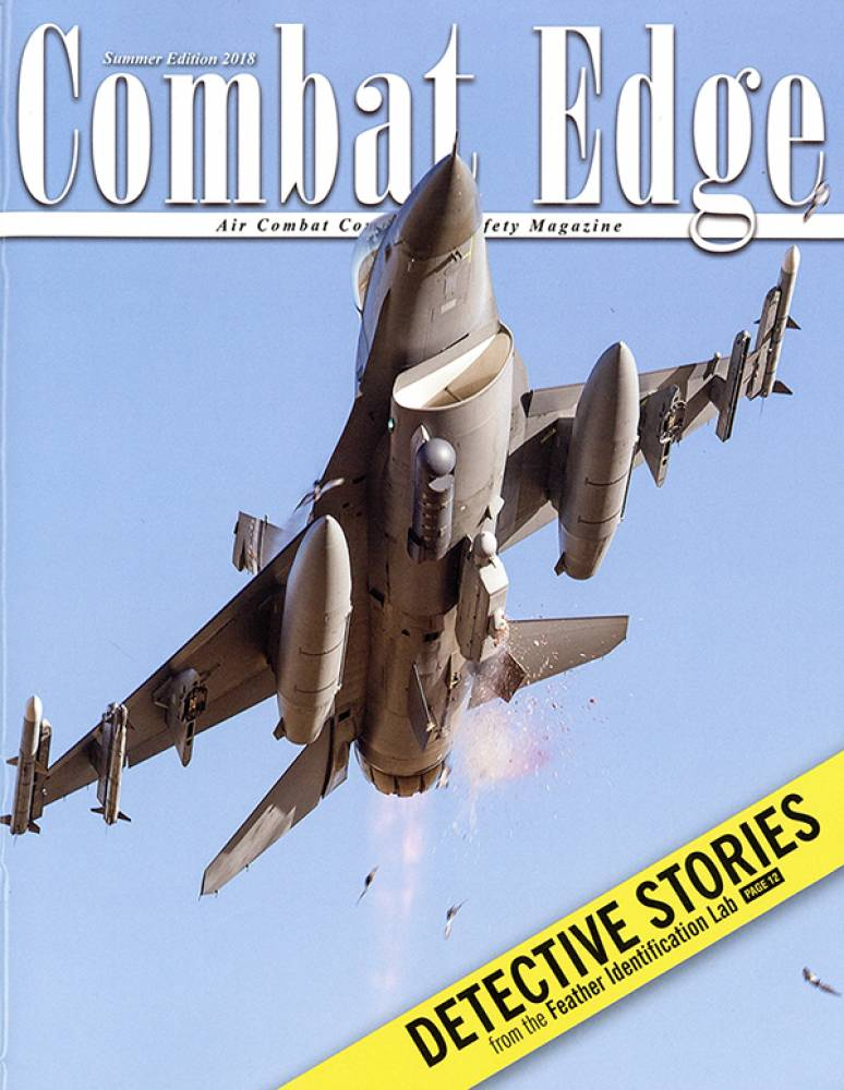 V.26 #4 Summer 2018; The Combat Edge (formerly Tac Attack)
