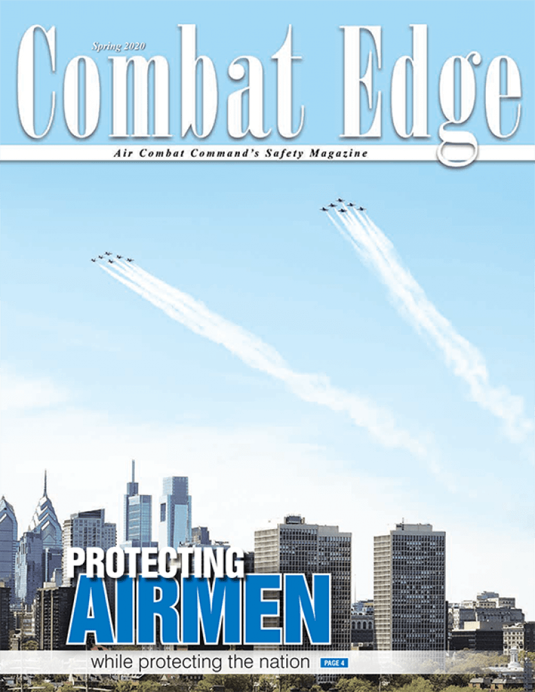V.28 #3 Summer 2020; The Combat Edge (formerly Tac Attack)
