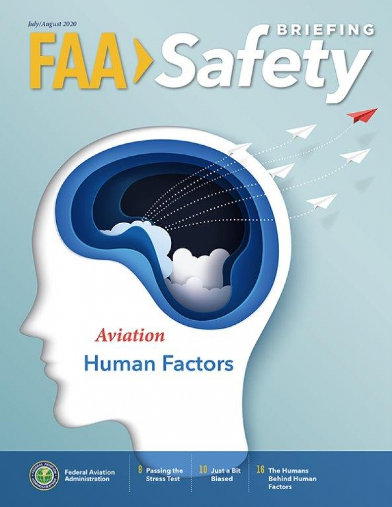 July/August 2020; FAA Safety Briefing