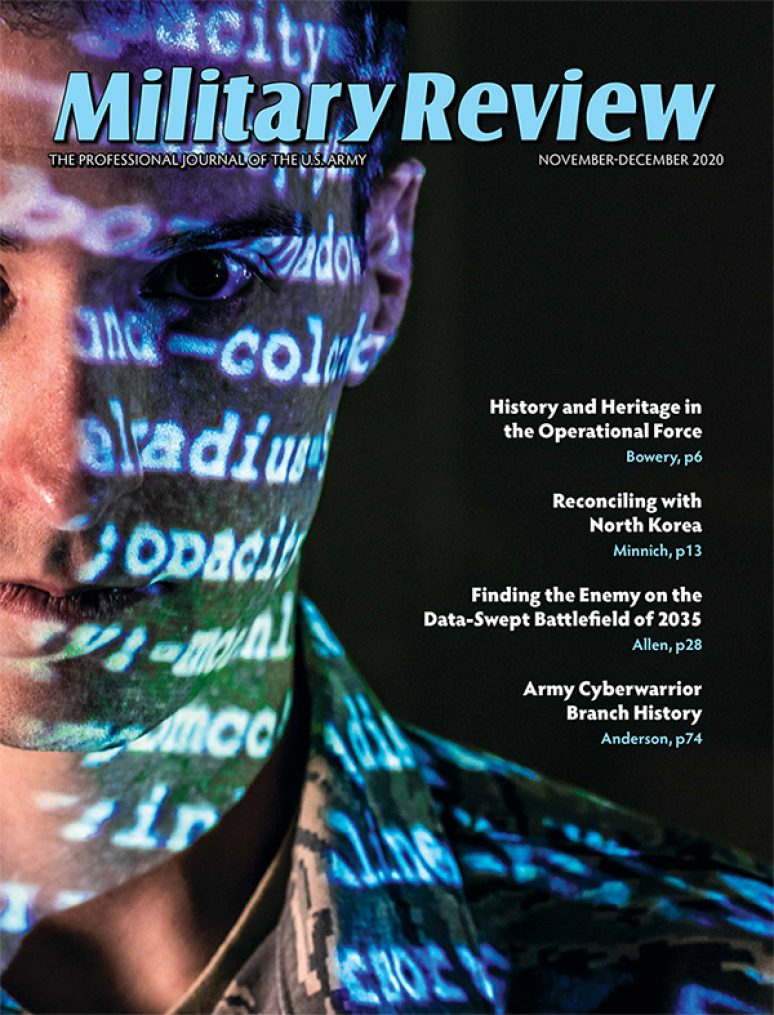 December 2020; Military Review