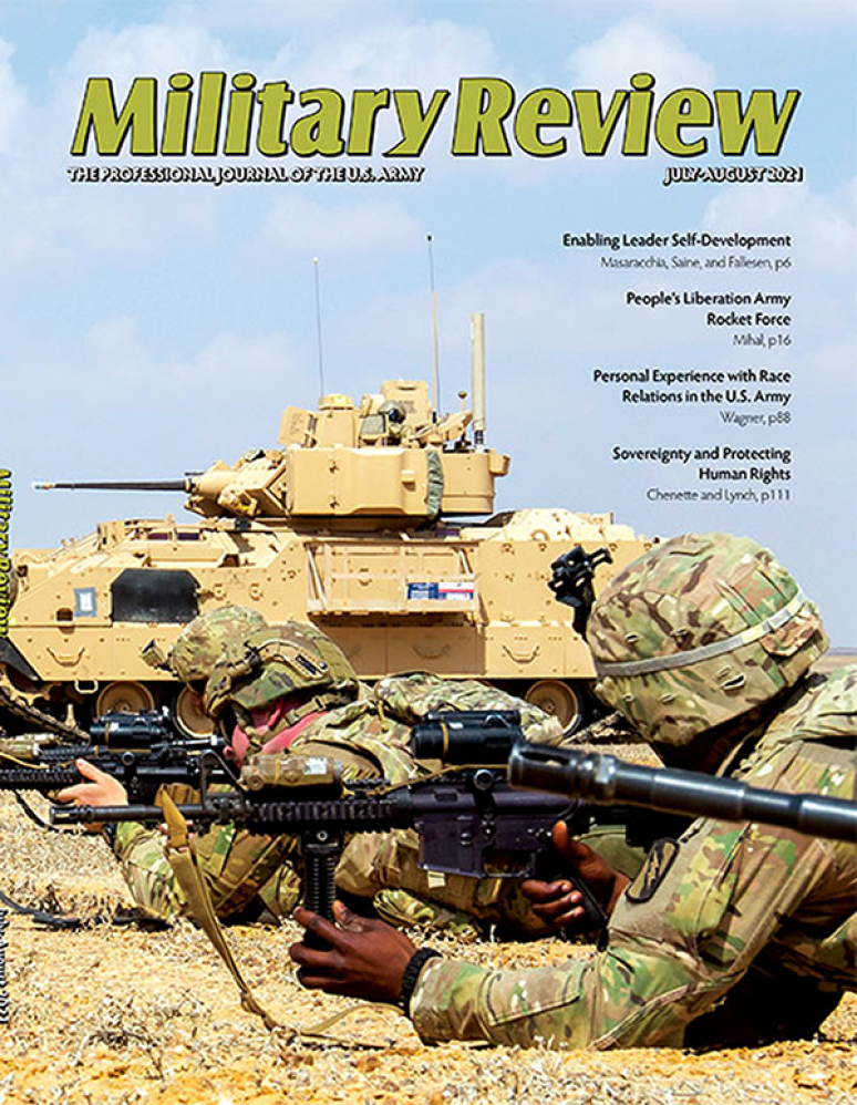 July/august 2021; Military Review