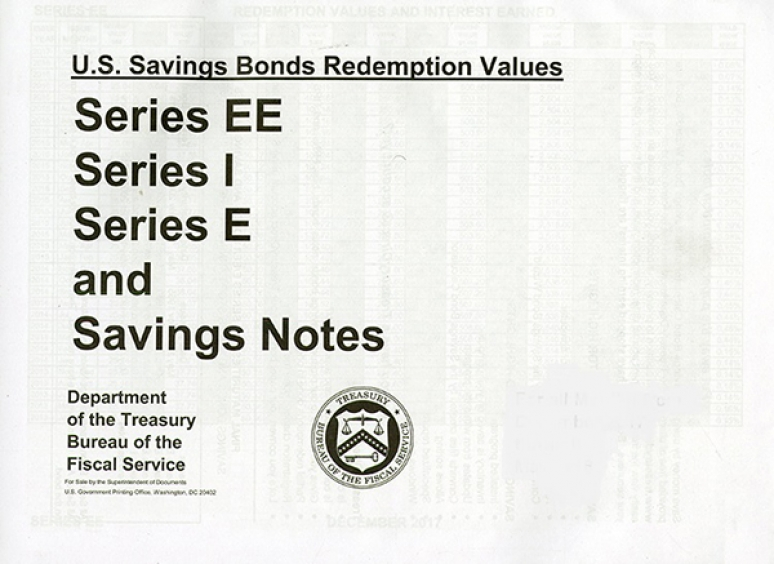 June 2020- November 2020; U. S. Savings Bond Redemption Values Series Ee Series I Series E      And Savings Notes