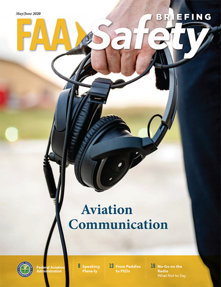 May/June 2020; FAA Safety Briefing