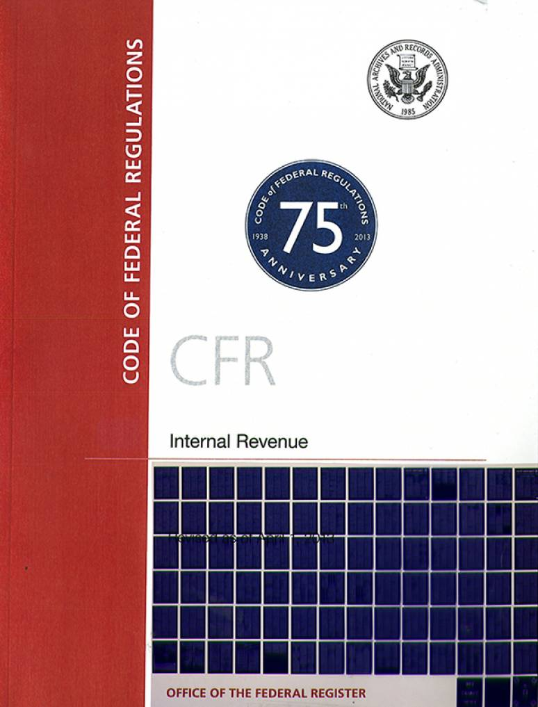 Code of Federal Regulations, Title 41, Public Contracts and Property ...