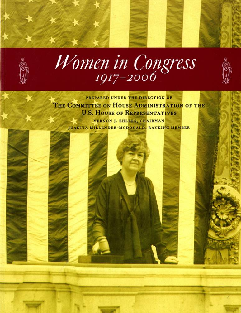 United States Congressional Serial Set, Serial No. 14903, House Document No. 223, Women in Congress, 1917-2006