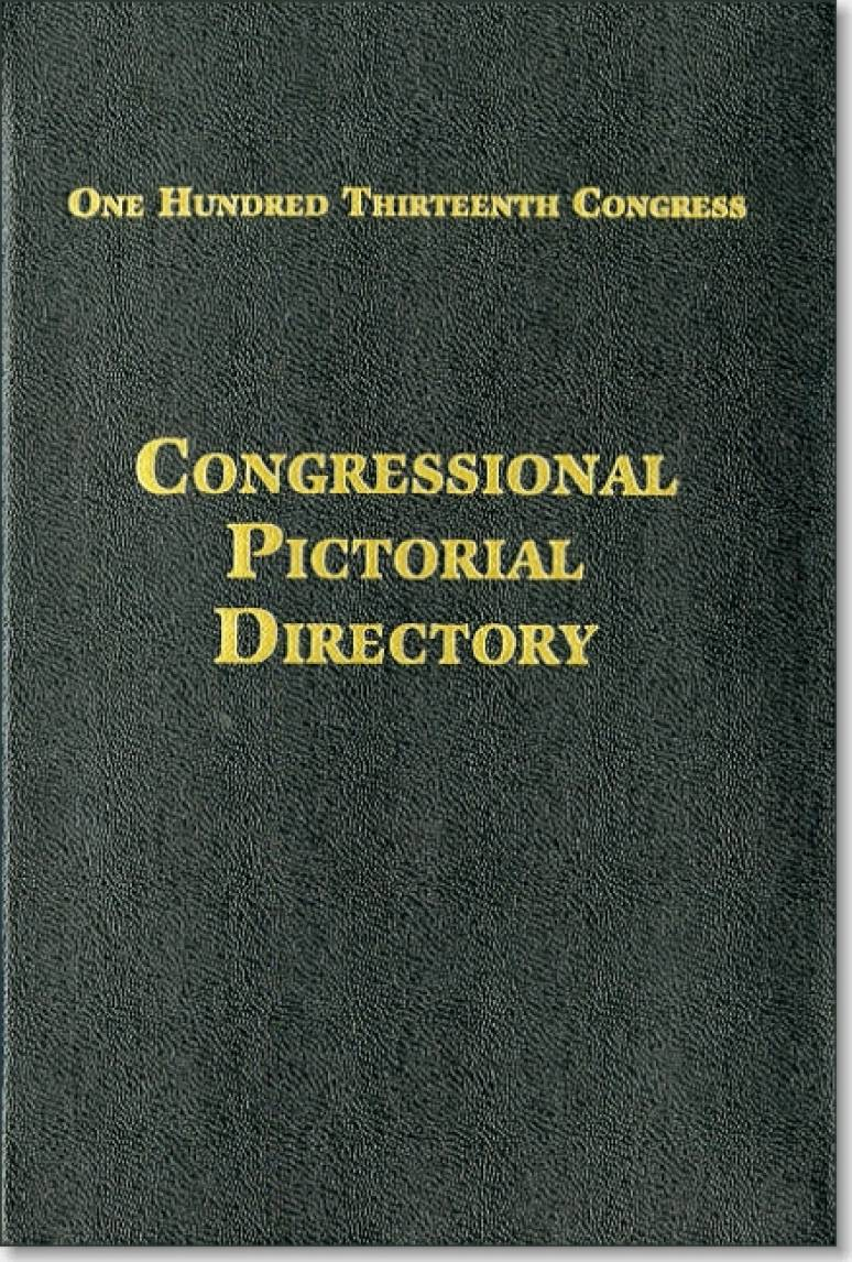 One Hundred Thirteenth Congress, Congressional Pictorial Directory (Hardcover)