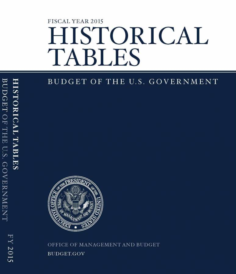 Fiscal Year 2015 Budget of the U.S. Government (Book)