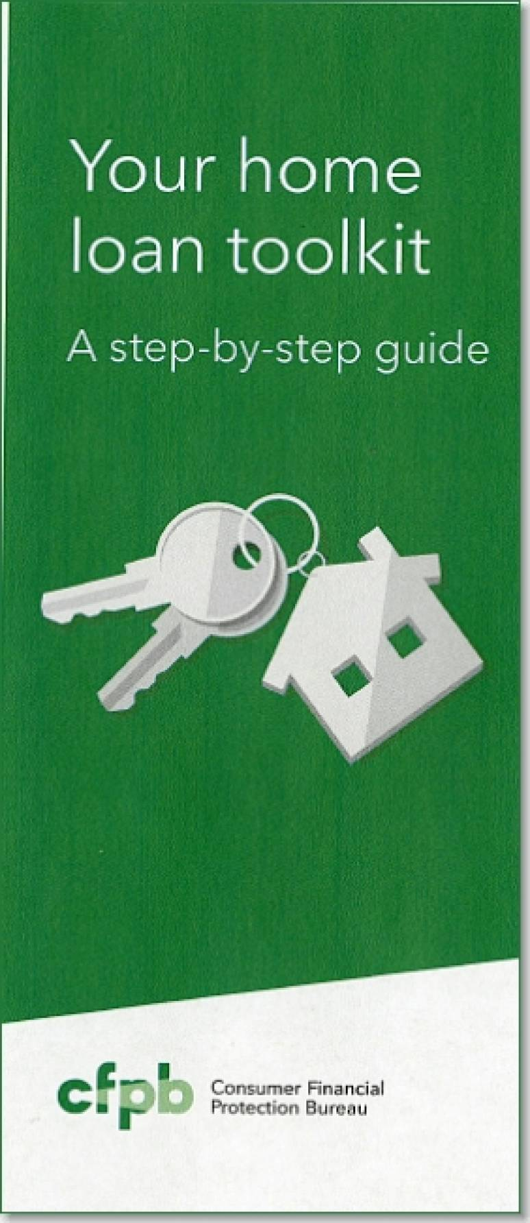 Your Home Loan Toolkit A Step By Step Guide Small Version Package Of 100