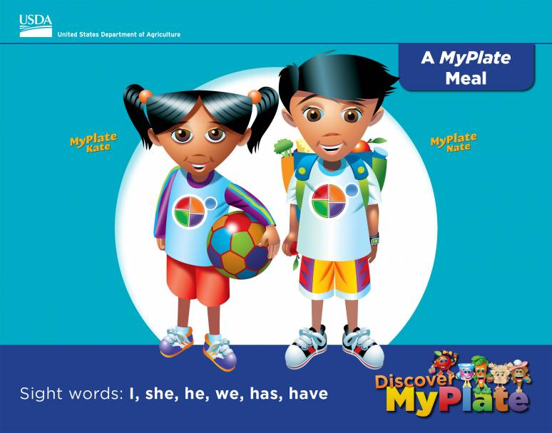 Discover MyPlate: A MyPlate Meal