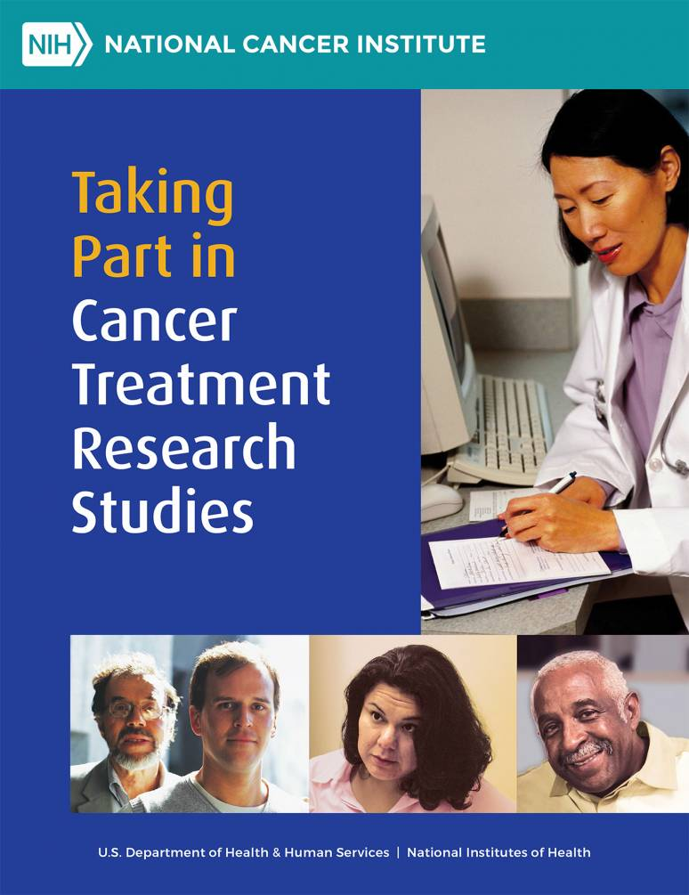 Taking Part in Cancer Treatment Research Studies