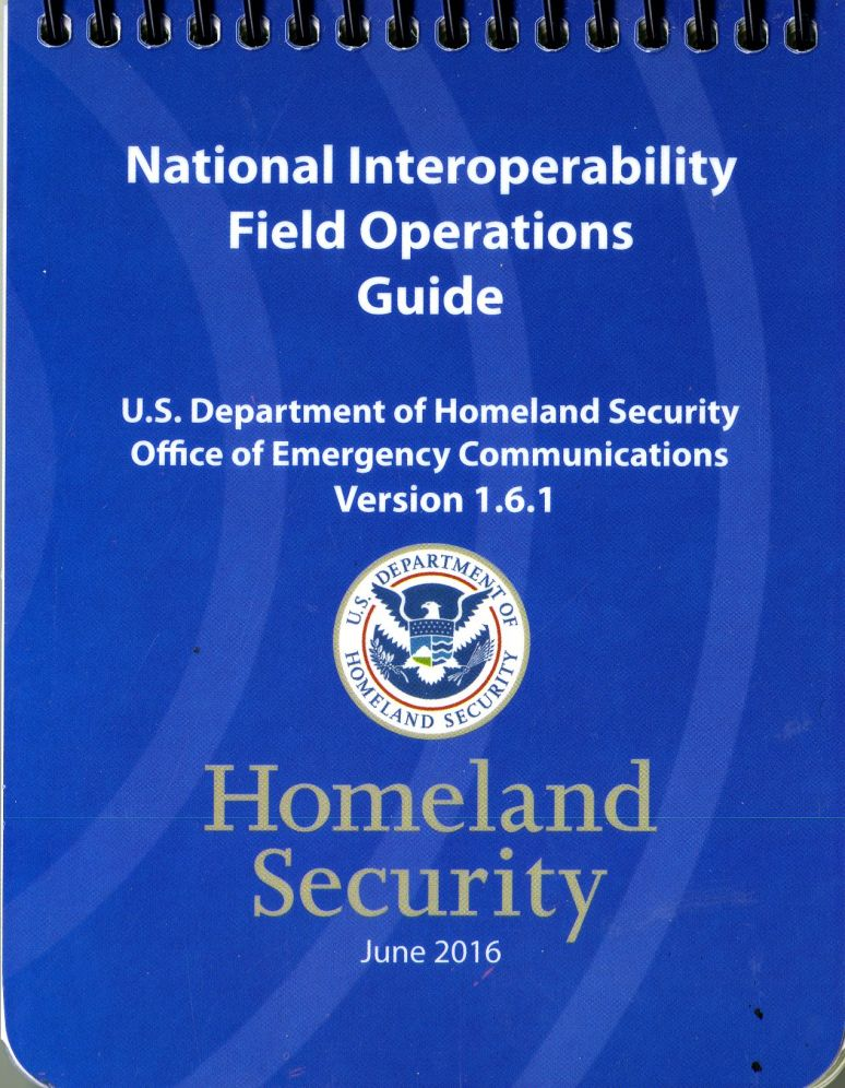 National Interoperability Field Guide Version 1.6.1 June 2016
