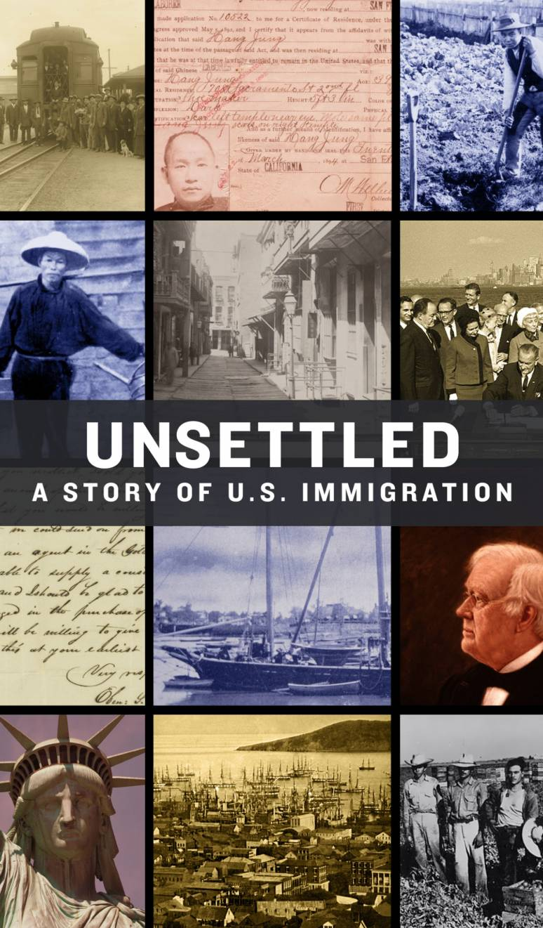 Unsettled: A Story of U.S. Immigration enhanced ePub (English only)