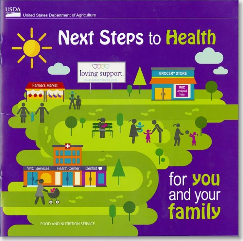 Next Steps to Health for You and Your Family (Pamphlet)