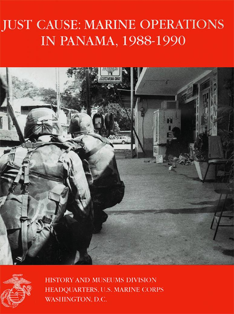 Just Cause: Marine Operations in Panama, 1988-1990 (ePub eBook)