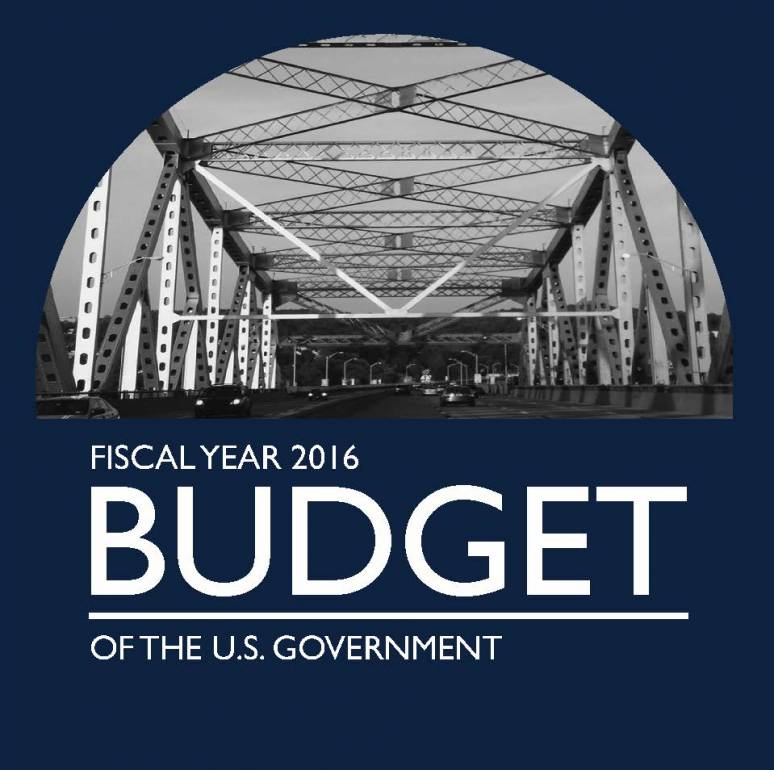 Budget of the U.S. Government, Fiscal Year 2016 (CD-ROM)