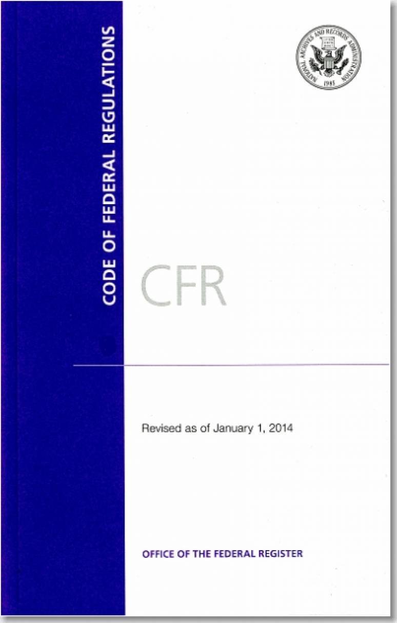 Code of Federal Regulations, Title 2, Grants and Agreements, Revised as of January 1, 2014