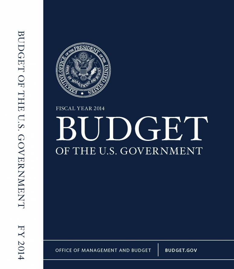 Fiscal Year 2014 Budget of the U.S. Government (Book)