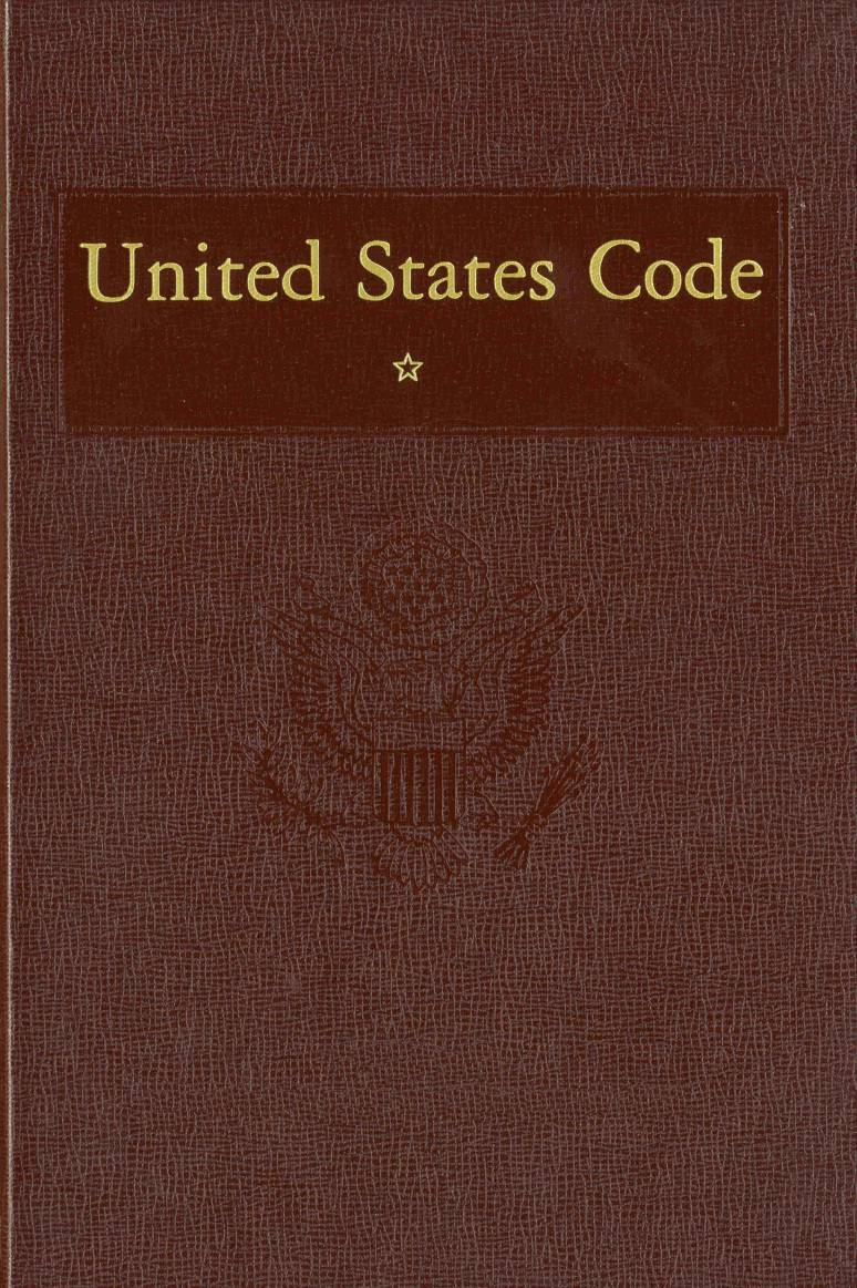 United States Code, 2012 Edition, V. 17, Title 23, Highways to Title 25, Indians
