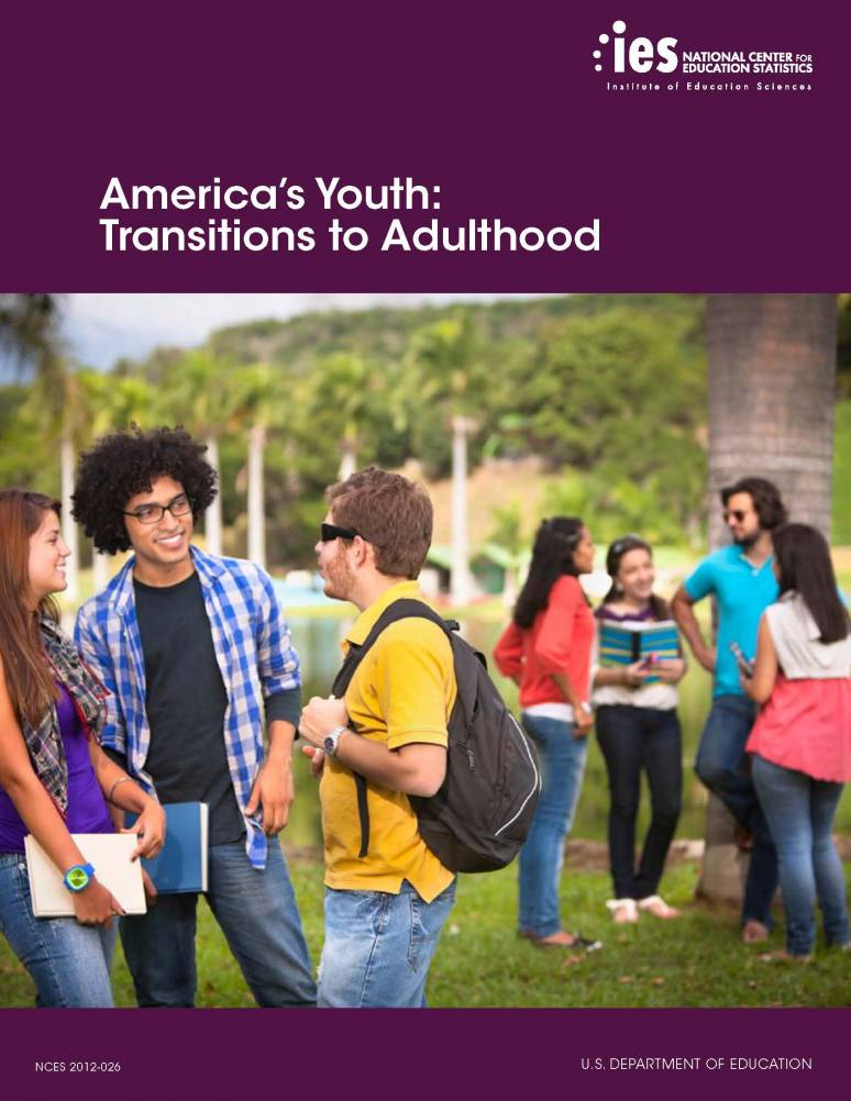 America's Youth: Transition to Adulthood