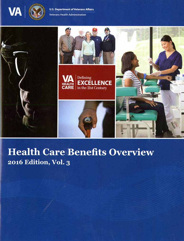 Health Care Benefits Overview 2016 Volume 3
