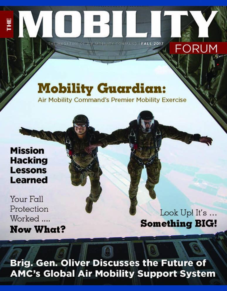 Fall 2017; The Mobility Forum